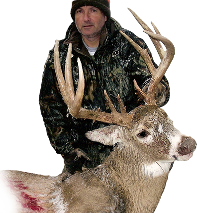 Kansas Big Buck Outfitters - southeast Kansas Whitetails and Turkey